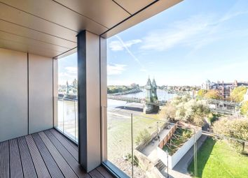 Queen's Wharf, 2 Crisp Road W6. 3 bed flat for sale
