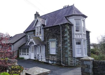 Thumbnail 1 bed flat for sale in Flat 6, Denewood, Queens Drive, Windermere
