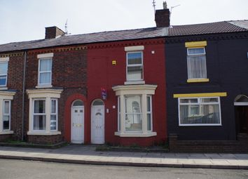 Thumbnail 4 bed terraced house for sale in Mansell Road, Liverpool