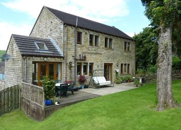 Thumbnail 6 bed detached house for sale in Deer Hill Drive, Marsden, Huddersfield, West Yorkshire