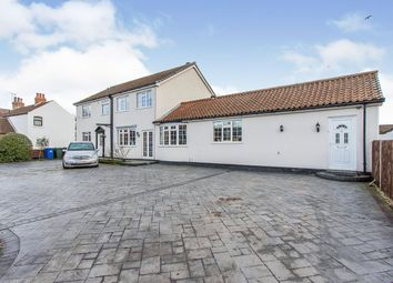 Thumbnail 4 bed detached house for sale in High Street, Barnby Dun, Doncaster