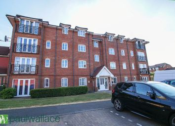 Thumbnail 2 bed flat for sale in Yukon Road, Broxbourne