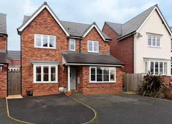 4 bed detached house for sale in Thistle Close, Kelsall, Tarporley CW6