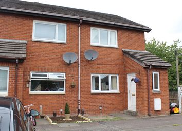 Thumbnail 2 bed end terrace house to rent in Village Gardens, Blantyre