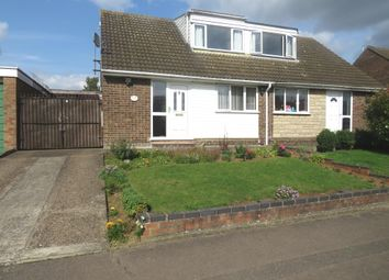 Thumbnail 3 bed bungalow for sale in Obelisk Rise, Kingsthorpe, Northampton