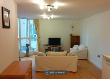 Thumbnail 2 bed flat to rent in Water Gardens Square, London