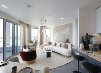 Thumbnail 3 bed property for sale in No 5, 2 Cutter Lane, Upper Riverside, Greenwich Peninsula
