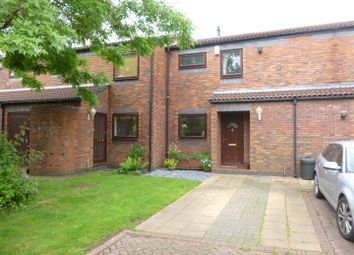 Thumbnail 2 bed terraced house for sale in Foxwist Close, Northgate Village, Chester