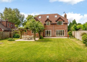 Thumbnail 5 bed detached house for sale in Forester Road, Soberton, Southampton, Hampshire