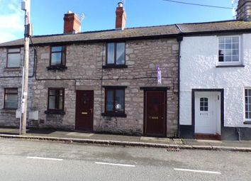 Thumbnail 2 bed terraced house for sale in Mwrog Street, Ruthin, Denbighshire