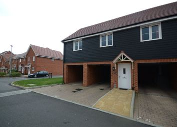 Thumbnail 2 bed end terrace house for sale in De Havilland Road, Farnborough, Hampshire