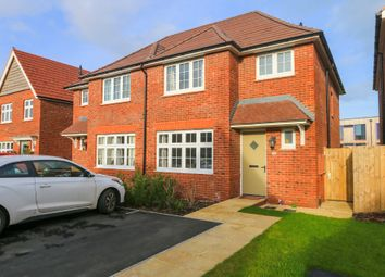 3 bed semi-detached house for sale in Skylark Close, Kingsteignton, Newton Abbot TQ12