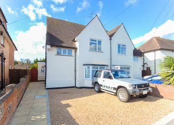 4 bed semi-detached house for sale in St. Georges Crescent, Cippenham, Slough SL1