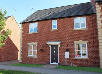 Thumbnail 4 bed semi-detached house for sale in Ocean Drive, Warsop, Mansfield