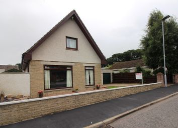 Thumbnail 4 bed detached house for sale in Mannachie Road, Forres