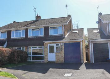 Thumbnail 4 bed semi-detached house for sale in Nursery Road, Alresford