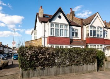 Thumbnail 4 bed end terrace house for sale in Burntwood Lane, London