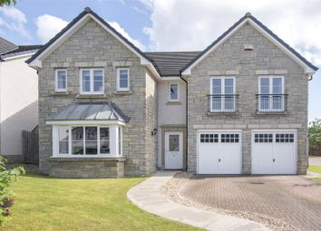 Thumbnail 5 bedroom detached house for sale in Maurice Wynd, Dunblane, Stirling