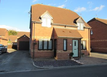 Thumbnail 2 bedroom semi-detached house to rent in Dean Close, Rossington