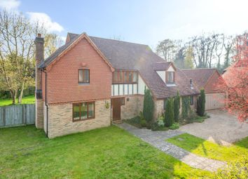 Thumbnail 5 bed detached house for sale in Wigmore Wood, Wigmore Lane, Eythorne