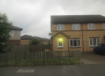 Thumbnail 3 bed semi-detached house to rent in Bierley House Avenue, Bierley