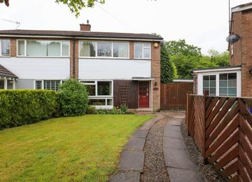 Thumbnail 3 bed semi-detached house for sale in West View Close, Sheffield