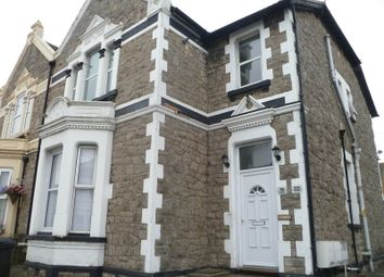 Thumbnail 1 bedroom flat to rent in Locking Road, Weston-Super-Mare