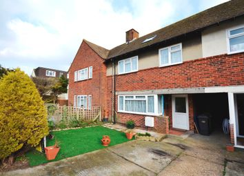 Thumbnail 4 bed terraced house for sale in Avard Crescent, Eastbourne