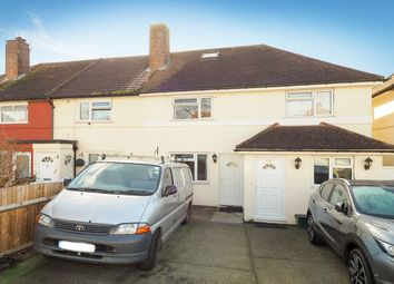 Thumbnail 3 bed terraced house for sale in Ridge Road, North Cheam, Sutton