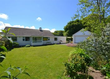 Thumbnail 4 bed detached bungalow for sale in Forthvean Road, Porthtowan, Truro