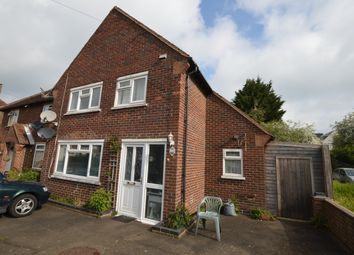 Thumbnail 3 bed end terrace house for sale in Flatt Road, Nutbourne, Chichester