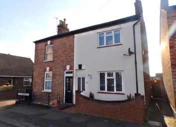 Thumbnail 3 bed semi-detached house for sale in Cleveland Street, Kempston, Bedford, Bedfordshire