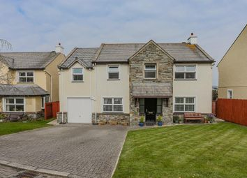 Thumbnail 5 bed detached house for sale in Truggan Close, Port Erin, Isle Of Man