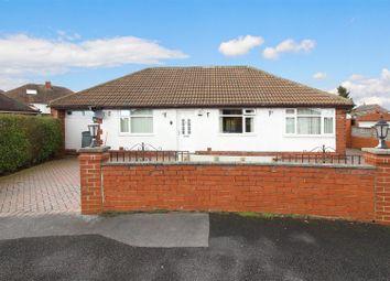 Thumbnail 4 bedroom detached bungalow for sale in Lyndhurst Crescent, Scholes, Leeds