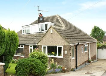 Thumbnail 3 bed semi-detached bungalow for sale in Manor House Road, Wilsden, West Yorkshire