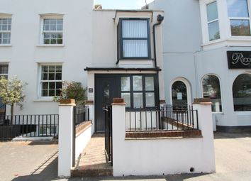 Thumbnail 2 bed terraced house to rent in Dover Road, Deal