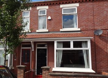 Thumbnail 3 bedroom terraced house to rent in Gorse Street, Stretford, Manchester