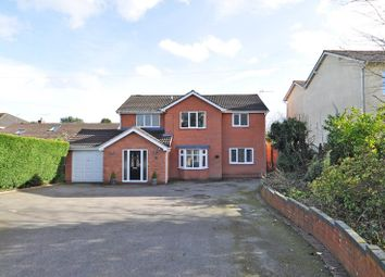 Thumbnail 4 bed detached house to rent in Linthurst Newtown, Blackwell, Bromsgrove