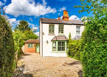 Thumbnail 3 bed semi-detached house to rent in Plum Tree Cottage, Checkendon