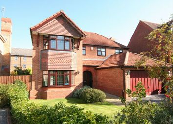 Thumbnail 5 bed detached house to rent in Welman Way, Altrincham