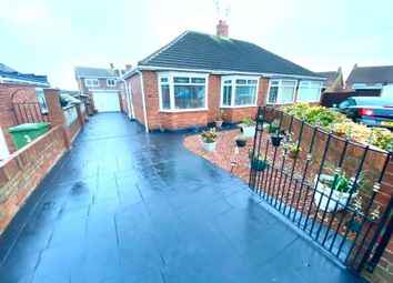 Thumbnail 2 bed semi-detached bungalow for sale in Glenleigh Drive, Grindon, Sunderland