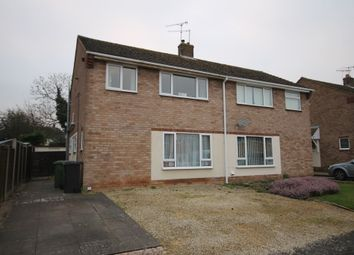 Thumbnail 5 bed semi-detached house to rent in Penhill Crescent, Worcester