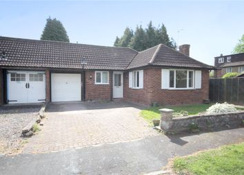 Thumbnail 2 bed semi-detached bungalow to rent in Chaseside Gardens, Chertsey, Surrey