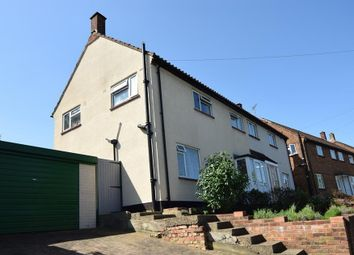 Thumbnail 3 bed semi-detached house for sale in Cox Lane, Chessington