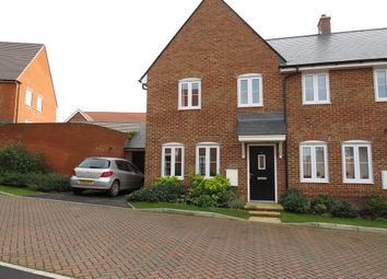 Thumbnail 3 bed semi-detached house for sale in Picket Road, Picket Piece, Andover