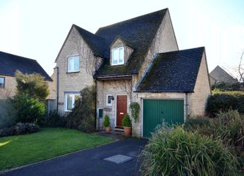Thumbnail 3 bed detached house for sale in Bibury Close, Witney