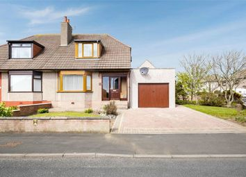 Thumbnail 3 bedroom semi-detached house for sale in Forrest Road, Peterhead, Aberdeenshire
