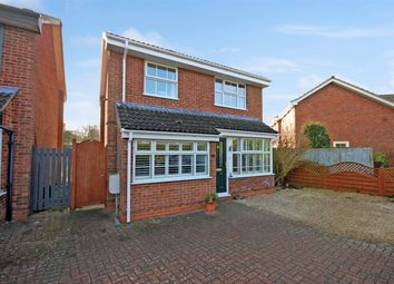 Thumbnail 3 bed detached house for sale in Anns Close, Aylesbury, Buckinghamshire