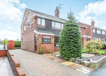 Thumbnail 3 bed semi-detached house for sale in Woodnook Road, Appley Bridge, Wigan