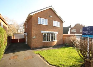 Thumbnail 4 bed detached house for sale in First Avenue, Clifton, Preston